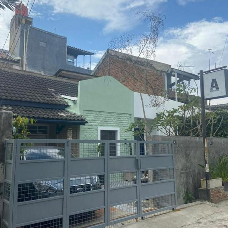 Rumah Modern Minimalis  di Margaasih Kab Bandung