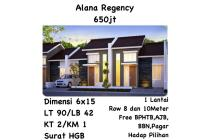 Rumah Murah Alana Regency Sidoarjo dekat Surabaya Bisa KPR