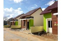 Rumah Type 45 di Ampera Kota Baru Siap Huni