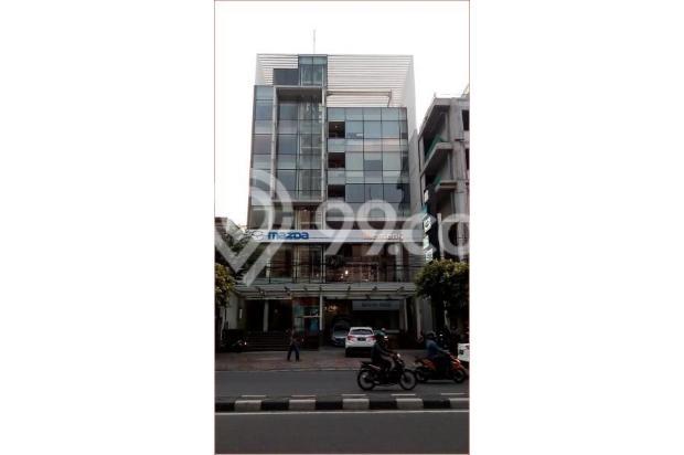 Disewa Ruang Kantor 414.98 sqm di Gedung 88 Cokro, Menteng, Jakarta Pusat 16514707