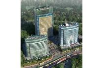 Disewa Ruang Kantor 202.04 sqm di Wisma Pondok Indah 1, Jakarta Selatan