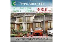 Emerald Residence Sepatan Tangerang mulai 300jt