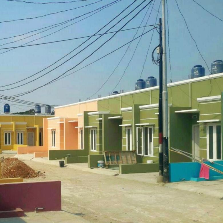Rumah Tinggal Untuk Sendiri dekat Condet Kramat Jati