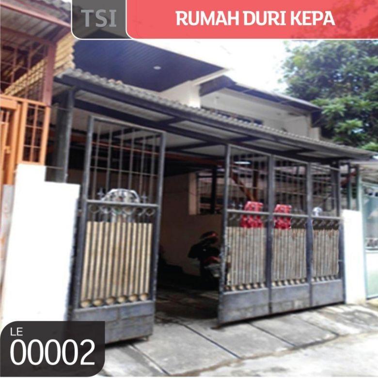 Rumah Duri Kepa, Jakarta Barat, 72 m², SHM