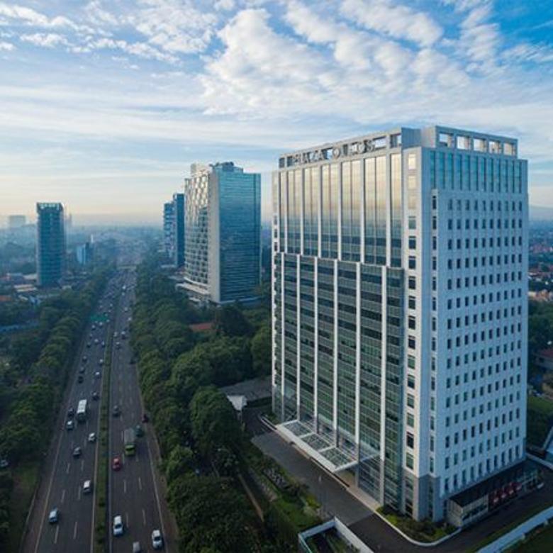 Office Space Plaza Oleos TB Simatupang Jakarta. 2 Lantai full