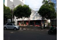 tanah/Kavling di Jalan Kwitang Senen jakarta Pusat ada bangunan, cocok untu