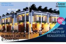 Rumah Cluster Harga Murah di Johar Baru Jakarta Pusat