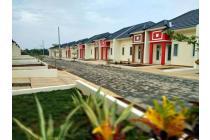 Rumah murah dekat stasiun cukup dp 10jt gratis semua biaya