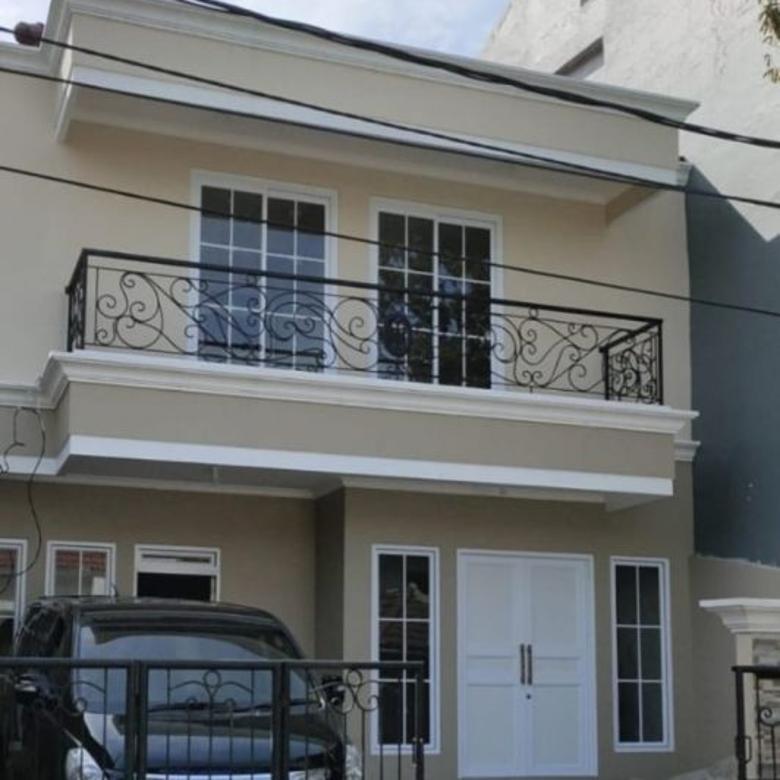 Dijual Rumah Di Kebon Jeruk Indah Jakarta Barat