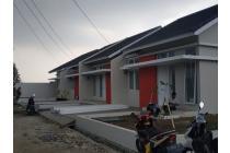 Hunian minimalis di Bandung Utara