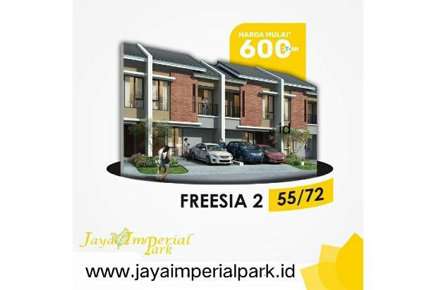 Perumahan Jaya Imperial Park Sepatan Cluster Mewah Dkt Bandara