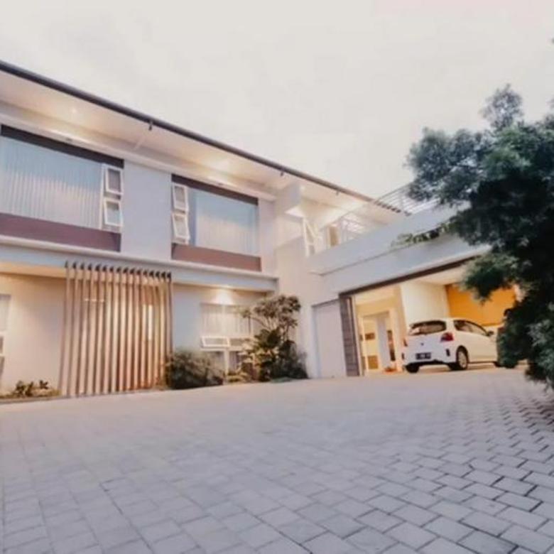 Rumah Modern Minimalis Siap Huni Setiabudi Regency Bandung
