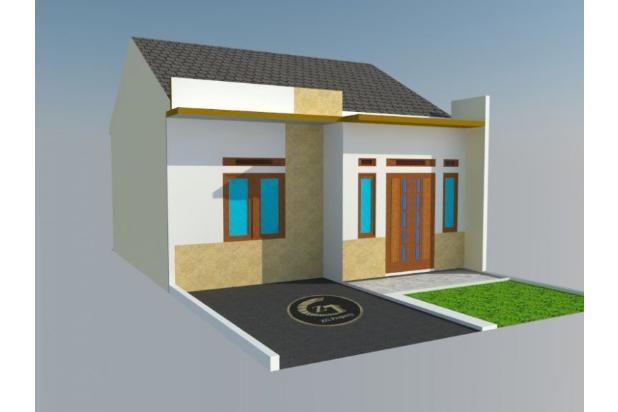 Rumah Dijual ZG One produk baru di Citayam 16579513