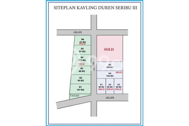 KPR DP 0% Mini Cluster Bojongsari Dijamin Akad 16421876