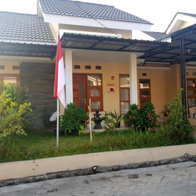 Dijual Rumah Asri Terawat Nyaman Strategis di Kudu, Sukoharjo