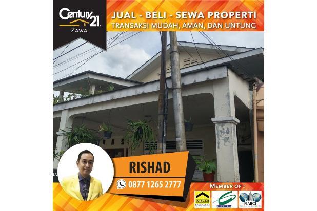 TURUN HARGA! Rumah di Tebet Jakarta Selatan. 6 KT+2KM