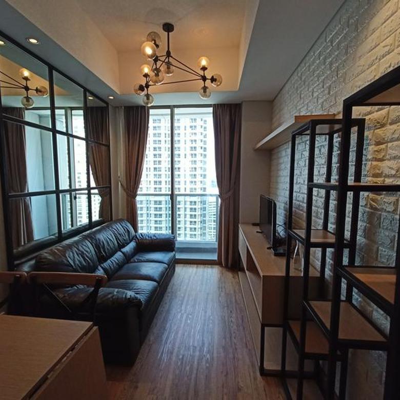 Apartemen Taman Anggrek Residences Jakarta Barat - 2BR Fully Furnished, Nice Condition