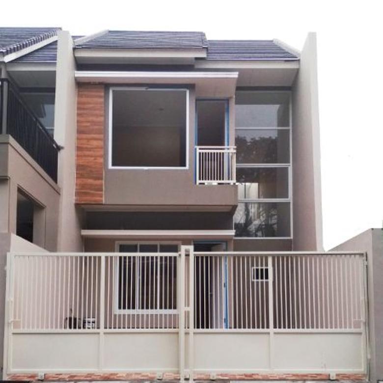 Rumah Baru Villa Melati Mas Dekat Sekolah Athalia & Toll JORR