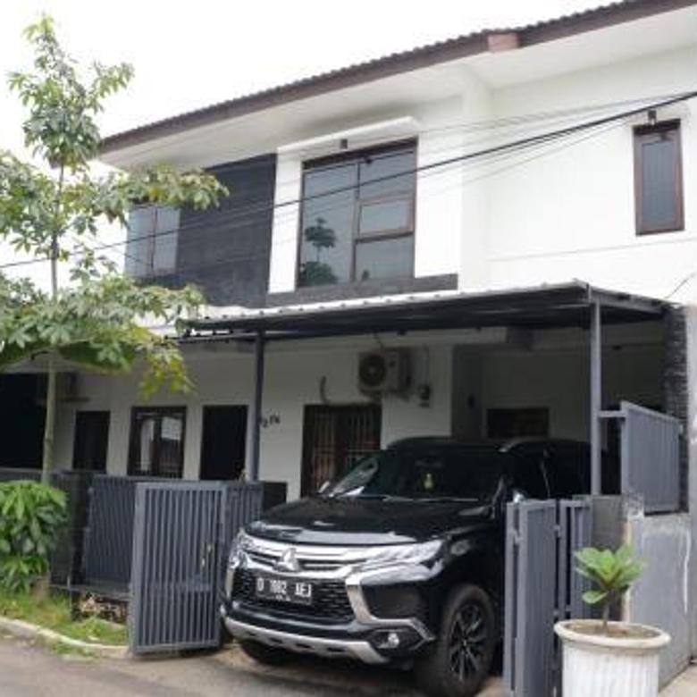 Rumah murah di Margahayu Barat belakang Metro indah Mall Soekarno Hatta Bandung