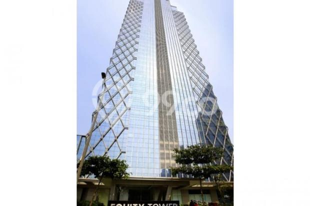For Rent Equity Office Space SCBD Sudirman uk 175sqm 9488890