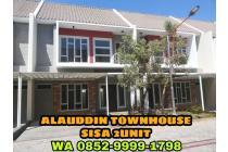 Alauddin Townhouse Sisa 2unit