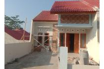 Rumah sedang finishing Tipe.50/108 RS Arvita Bunda