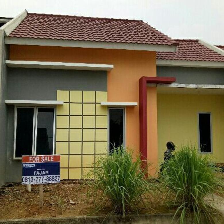 Rumah Siap Huni Harga Murah Villa Rosalia Sukarela Sukarami
