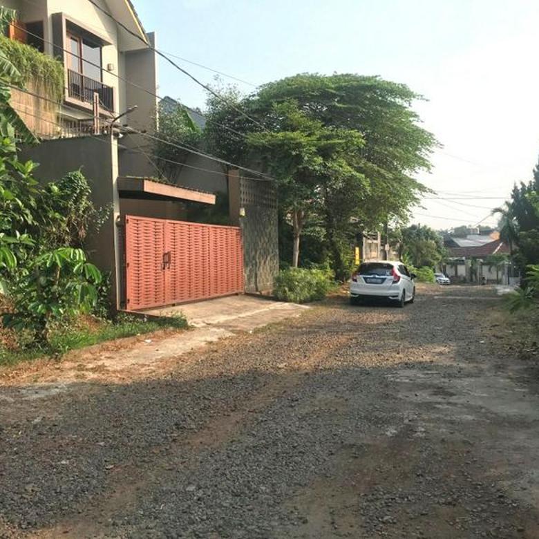 Tanah 200 m2 (10x20) Siap Bangun di Jl Kelapa Sawit Megapolitan Cinere