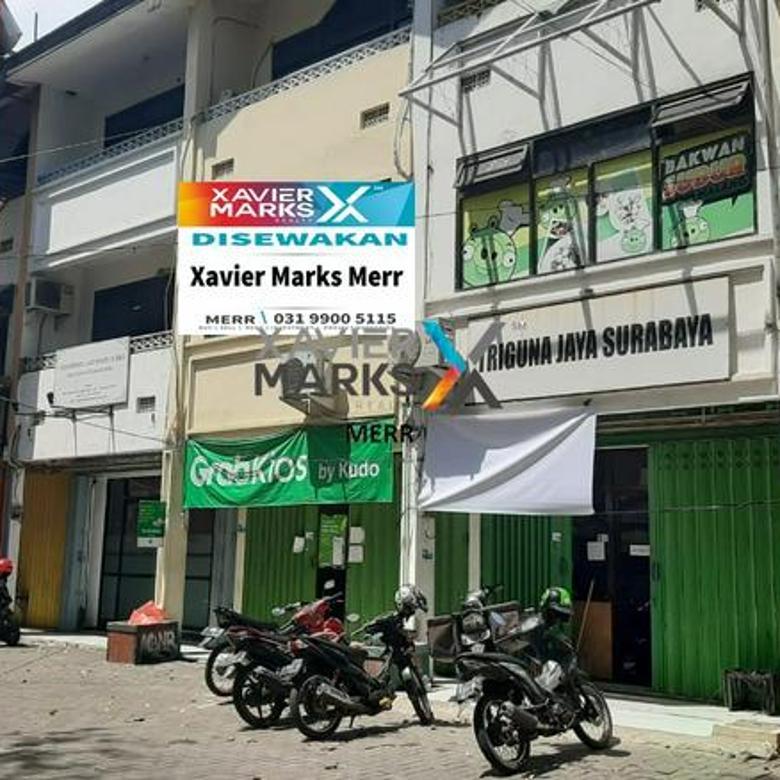 Ruko Nginden Intan Raya Parkiran Bebas, Siap Pakai