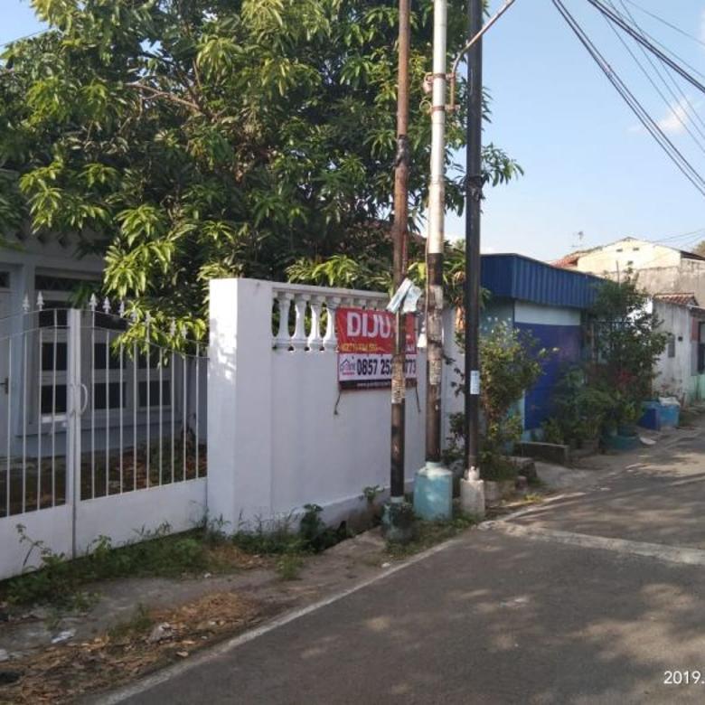 Rumah Hitung Tanah Tengah Kota Kerten Surakarta (IR)