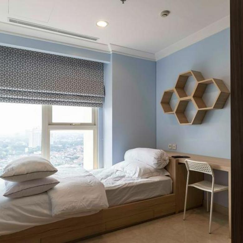 Pondok Indah Residences Lantai atas, Brand New, Full Furnish