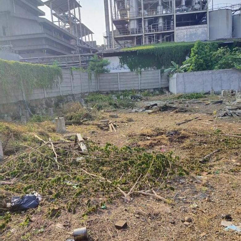 Tanah Siap Pakai di Jalan Utama Kaliabang ,Bekasi