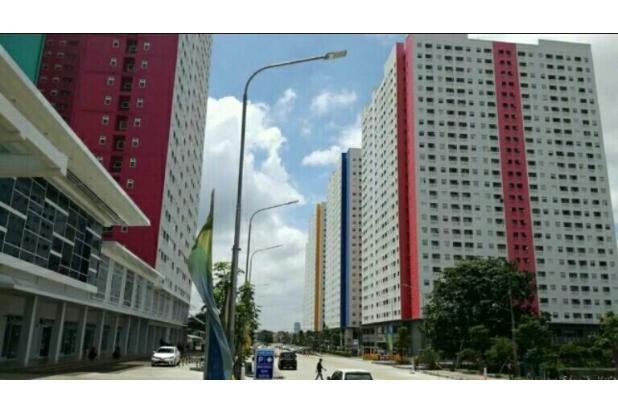 Green pramuka city - unit full furnish 2 kamar harga murah 14546636