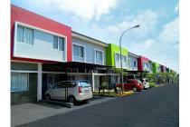 Dijual Town House Baru Nyaman 2 Lantai di Sentul, Bogor