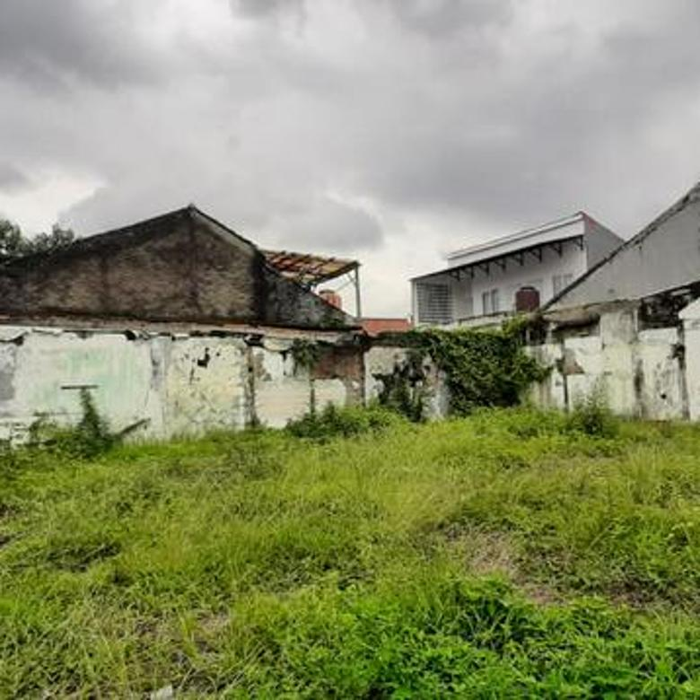 Tanah kosong dalam komplek mpr cipete lokasi tenang