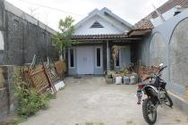 Tanah pekarangan bonus rumah di balerejo timoho, lokasi strategis