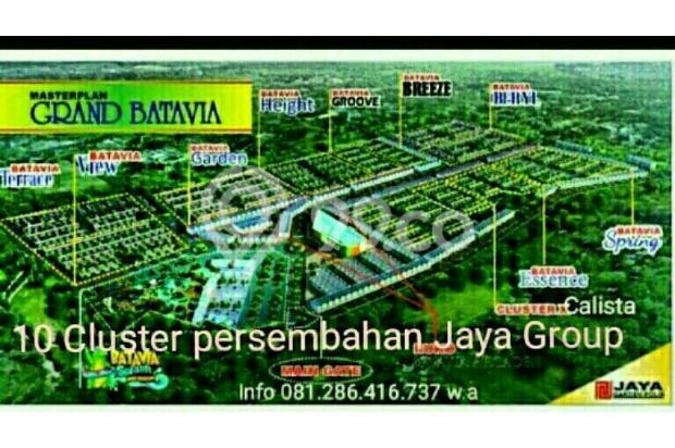Rumah murah Dp.15% cicil 15 bulan Grand Batavia Jaya Group 17235807